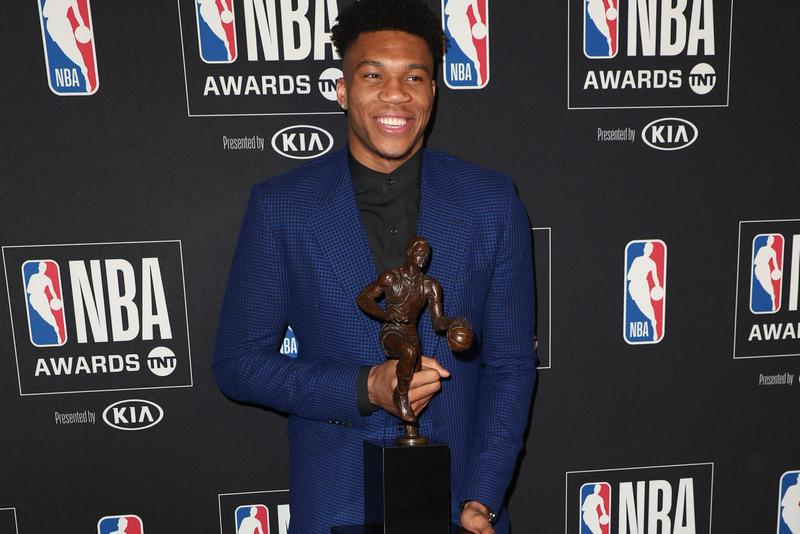 NBA Awards Recap