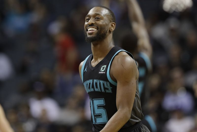 Kemba Walker to Boston?