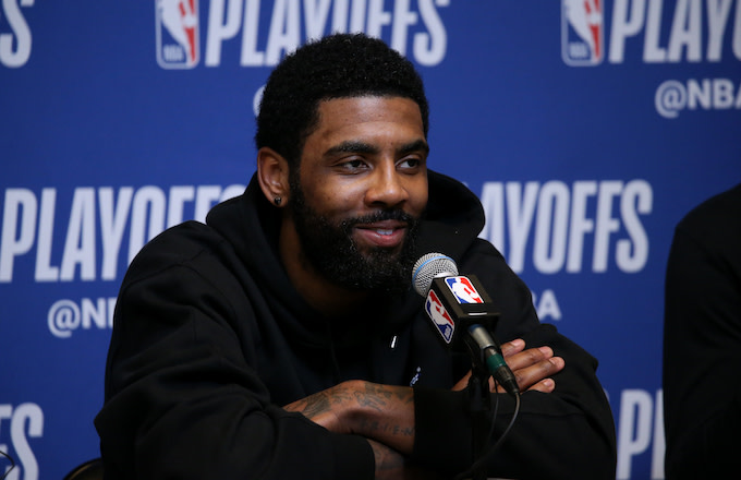 If Kyrie Irving really is gone… Now what,Boston?