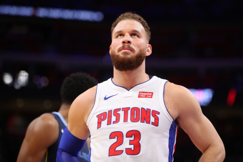 Detroit: Don't trade Blake Griffin