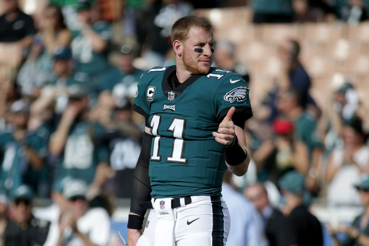 The Curious Case of Carson Wentz
