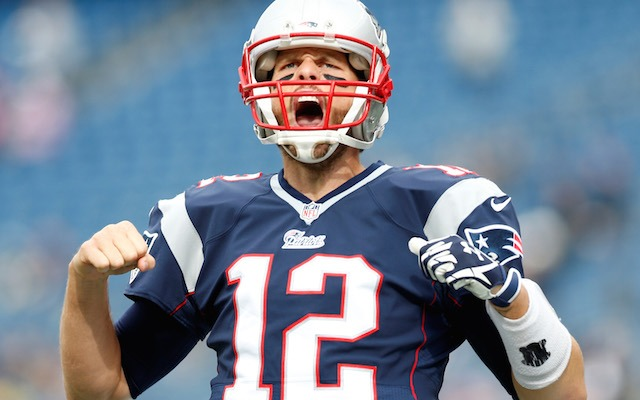 Tom Brady's best 8-gamestretches