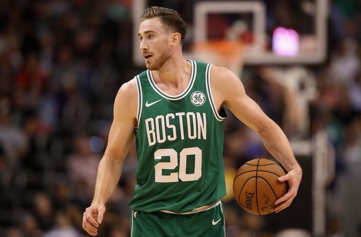 Gordon Hayward Is Back