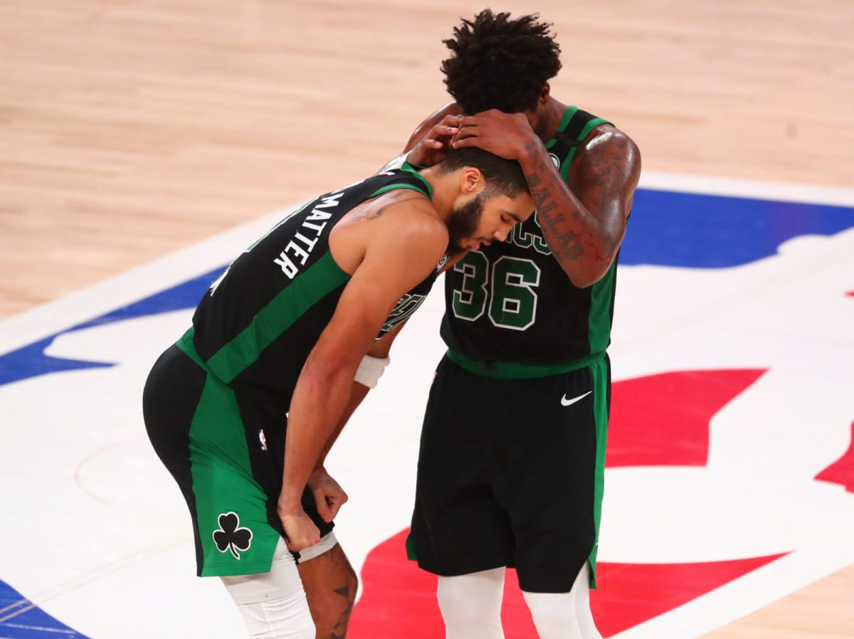 Thoughts on the Boston Celtics…