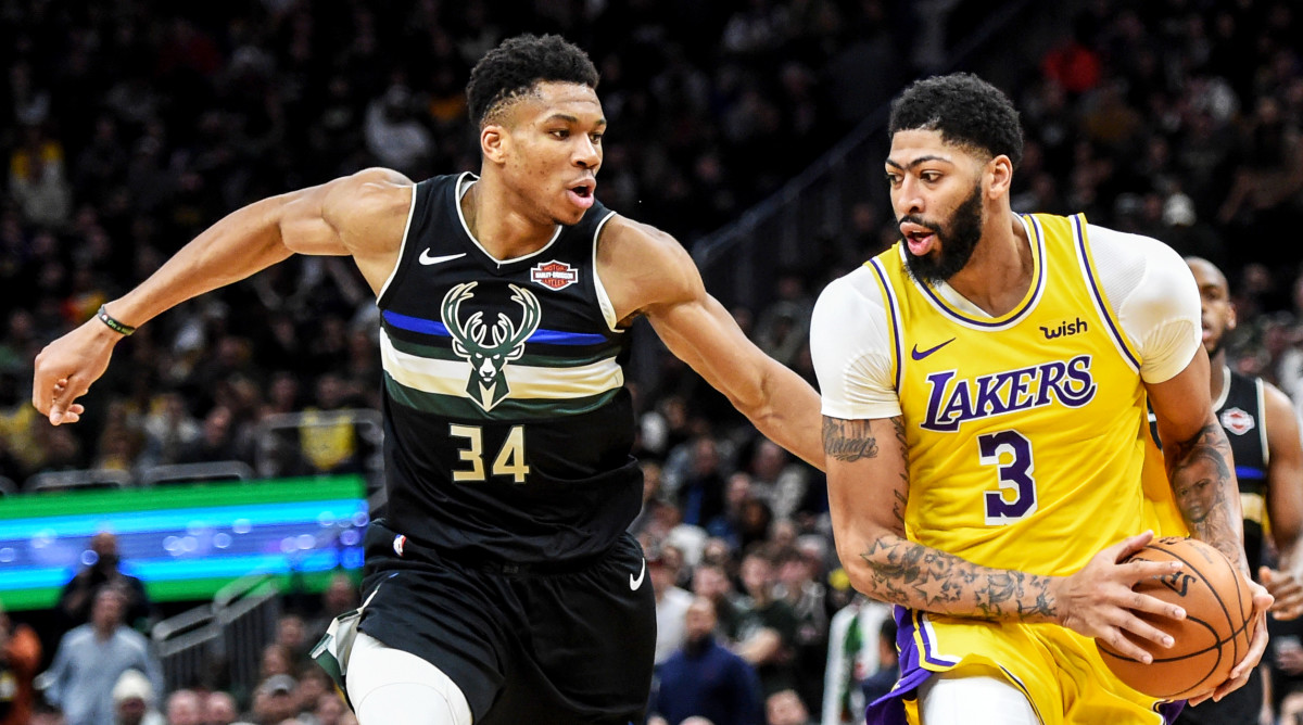 NBA 2025: Predicting the Top 10 Players in the NBA 5 years fromnow